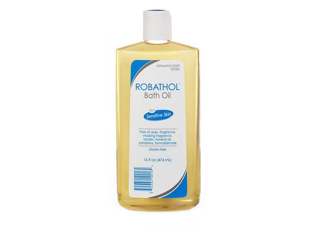 RoBathol Bath Oil for Dry Skin 16oz