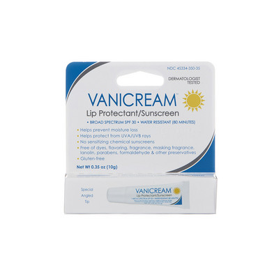 Vanicream Lip Protectant Sunscreen SPF 30