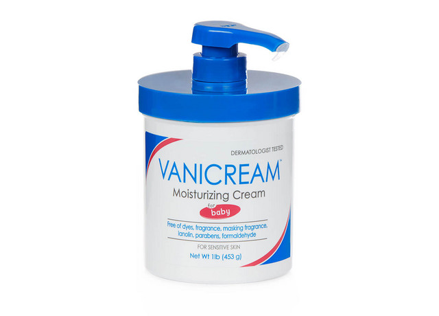 Vanicream Moisturizing Cream for Baby 16oz